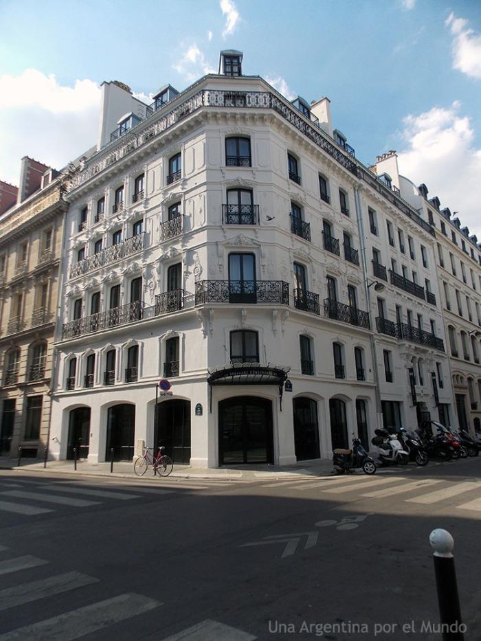 Arquitectura París Francia