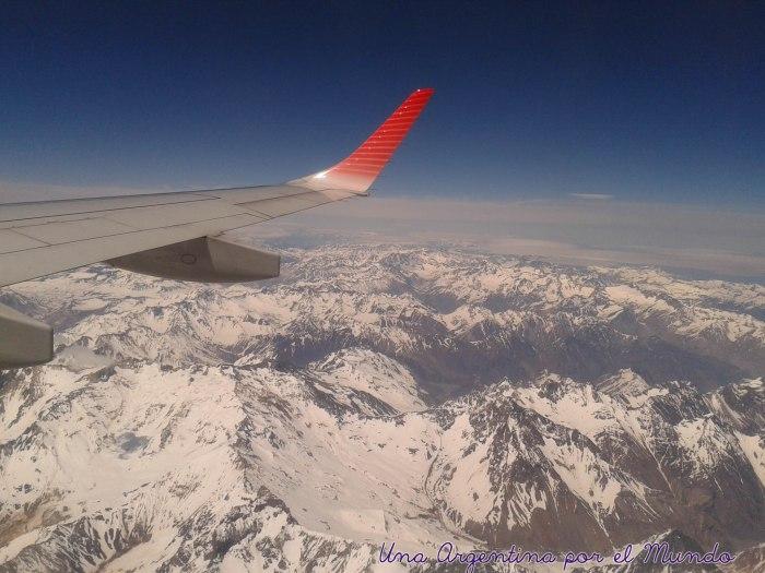 7 Fotos Favoritas en 7 Días: #5 Cordillera de los Andes