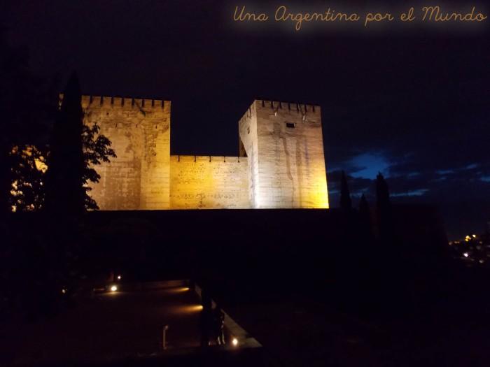 7 Fotos Favoritas en 7 Dias: #7 Noche Granadina
