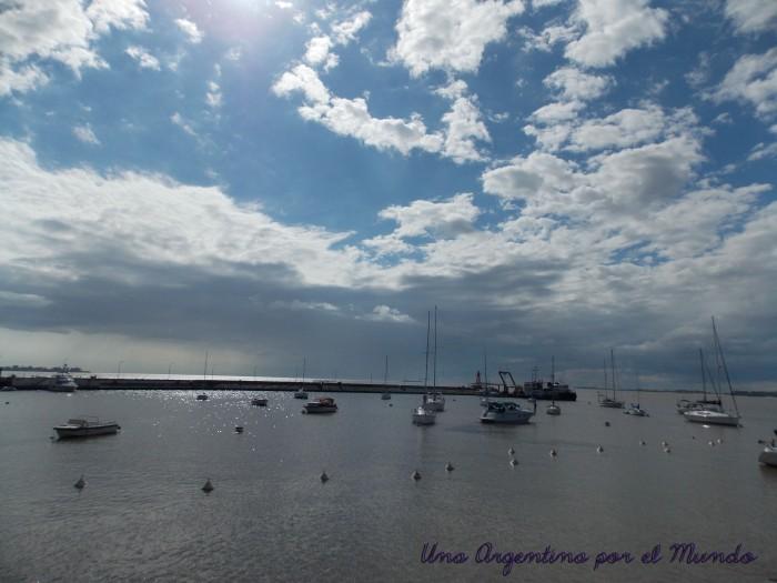 7 Fotos Favoritas en 7 días: #2 Puerto de Yates (Colonia del Sacramento, Uruguay)