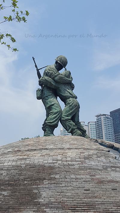 War Memorial Park in Seoul
