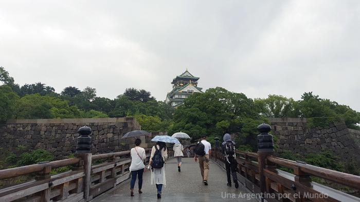 Osaka Castle Park Japan