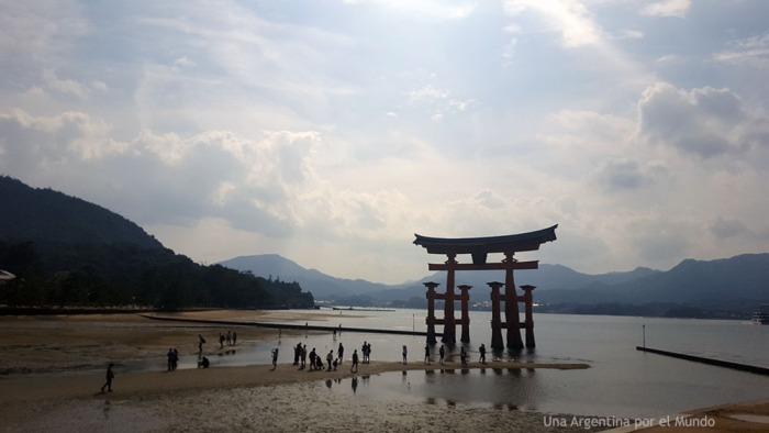 Torii Itsukushima Miyajima