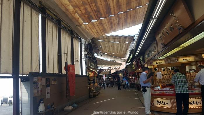 Miyajima Old Town HIstorical Heritage