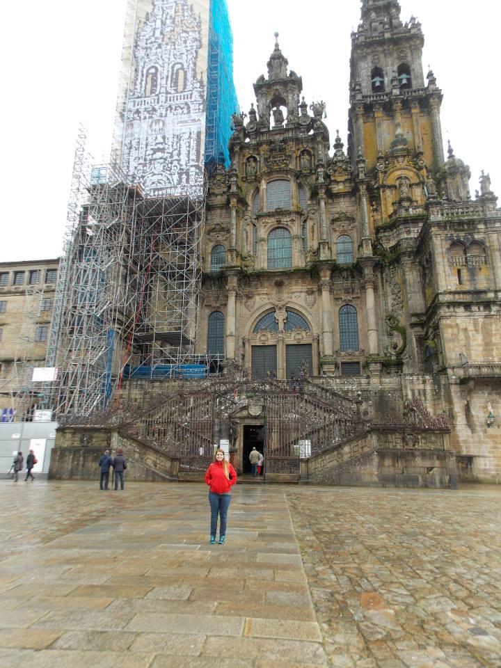 Catedral e Santiago de Compostela