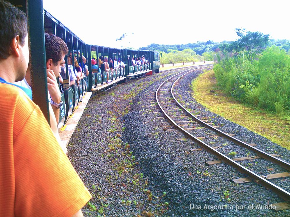 Tren Ecológico de La Selva Parque Nacional Iguazú